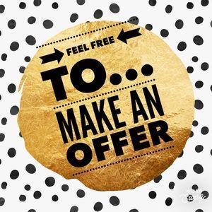🤩🤩 Make me an offer 🤩🤩